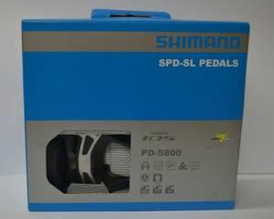 Bilde av Shimano SPD-SL Pedals PD-5800