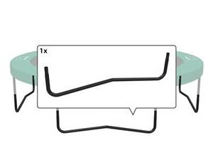 Bilde av CHAMPION - W-LEG 430 (14FT)